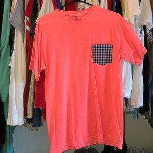 Chevron frocket shirt